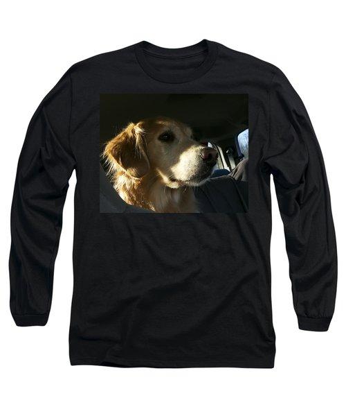 Inquisitive Long Sleeve T-Shirt