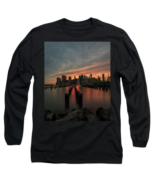 Inside The Lines  Long Sleeve T-Shirt