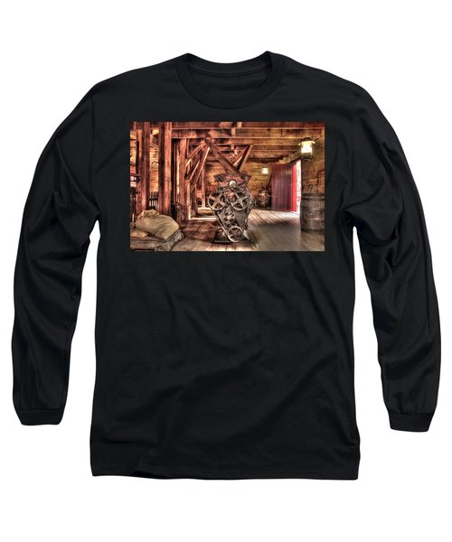 Inside The Mill Long Sleeve T-Shirt