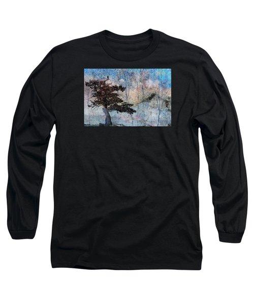 Inspira Long Sleeve T-Shirt by Ed Hall