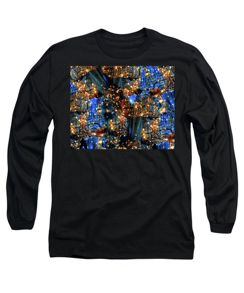 Long Sleeve T-Shirt featuring the digital art Inspiration #6102 by Barbara Tristan