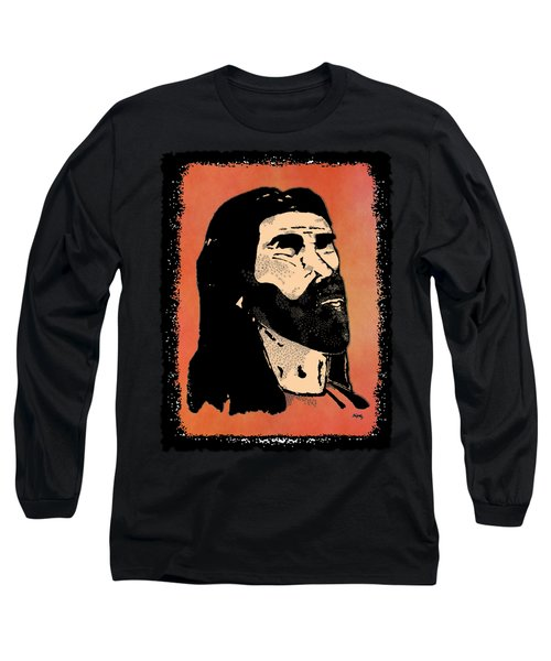 Inspirational - The Master Long Sleeve T-Shirt by Glenn McCarthy Art and Photography