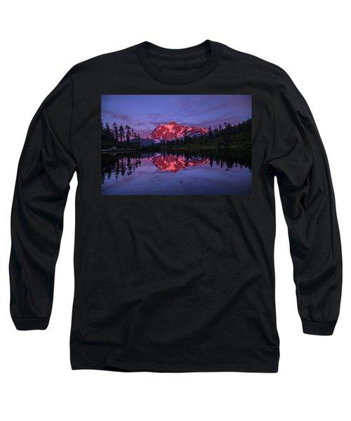 Intense Reflection Long Sleeve T-Shirt