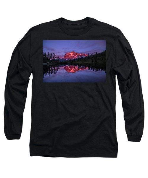 Intense Reflection Long Sleeve T-Shirt