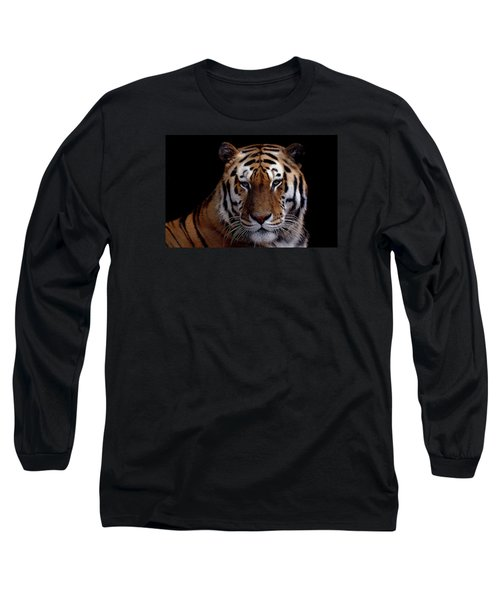 Intense Long Sleeve T-Shirt by Skip Willits