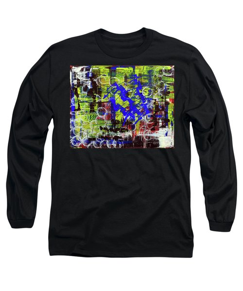 Intensity Long Sleeve T-Shirt by Cathy Beharriell