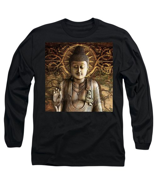 Intentional Bliss Long Sleeve T-Shirt by Christopher Beikmann
