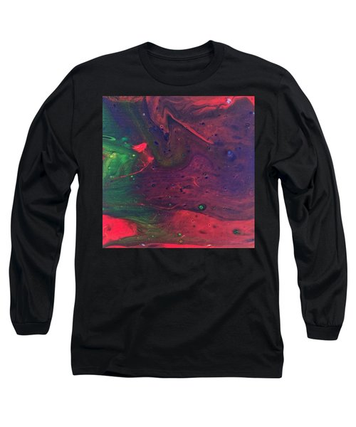 Intergalactic  Long Sleeve T-Shirt