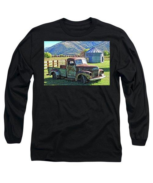 International Farm Long Sleeve T-Shirt