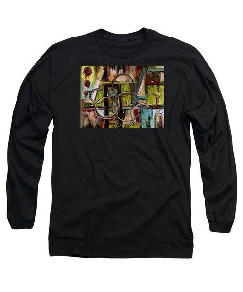 Interwoven Long Sleeve T-Shirt