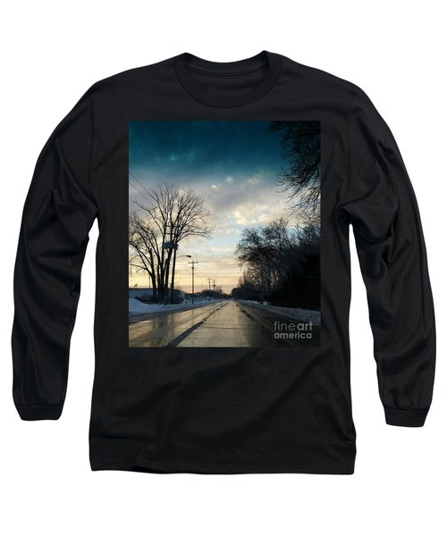 Into New Country Long Sleeve T-Shirt
