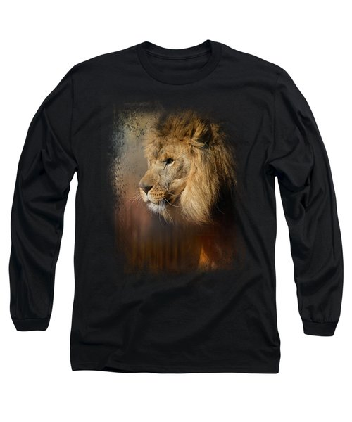 Into The Heat Long Sleeve T-Shirt by Jai Johnson