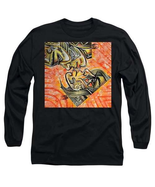 Intricate Intimacy Long Sleeve T-Shirt by RiA RiA