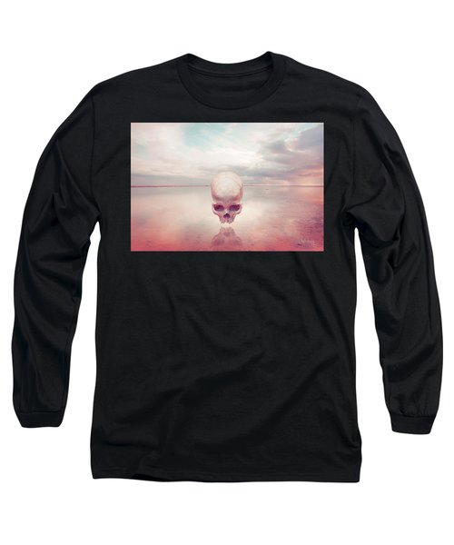 Long Sleeve T-Shirt featuring the photograph Introlevity by Joseph Westrupp