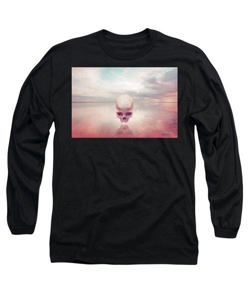 Introlevity Long Sleeve T-Shirt by Joseph Westrupp