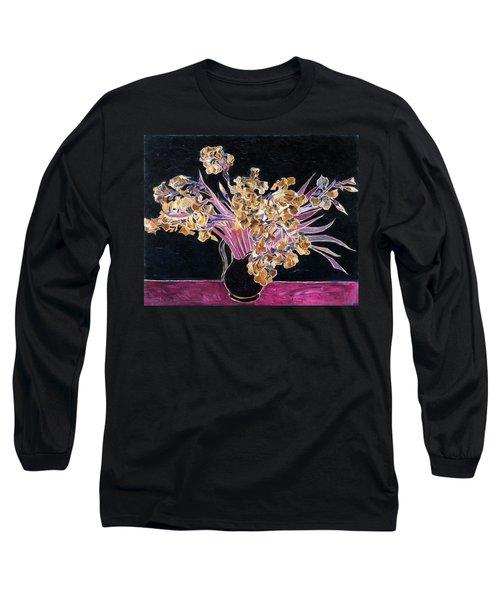Inv Blend 3 Van Gogh Long Sleeve T-Shirt
