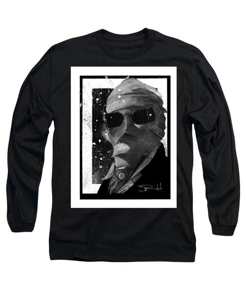 Invisible Man Long Sleeve T-Shirt