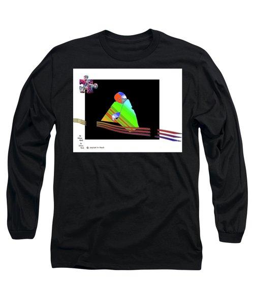 inw_20a6501 Be between Rocks Long Sleeve T-Shirt