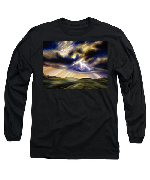 Iowa Storms Long Sleeve T-Shirt