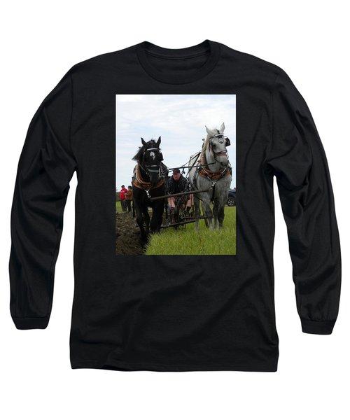Ipm 4 Long Sleeve T-Shirt