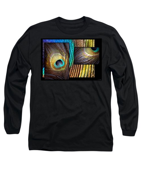 Iridescent Beauty Long Sleeve T-Shirt