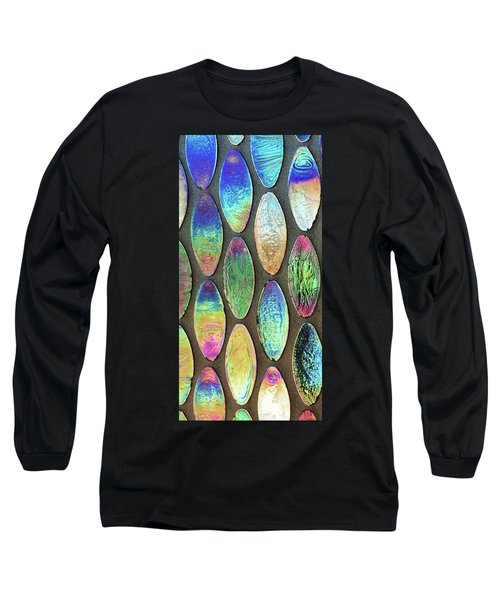 Iridescent Long Sleeve T-Shirt
