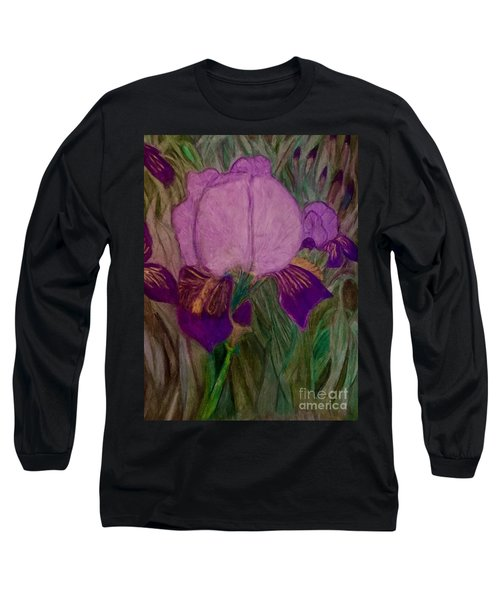 Iris - Magic Man. Long Sleeve T-Shirt