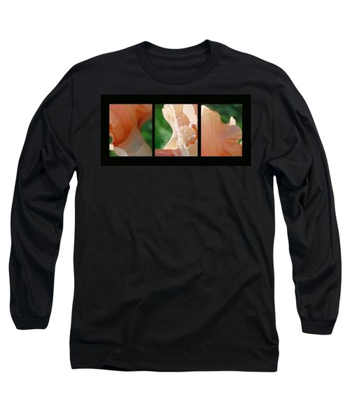 Long Sleeve T-Shirt featuring the photograph Iris by Steve Karol