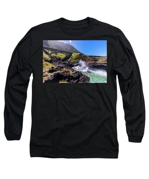 Irish Bridge Long Sleeve T-Shirt