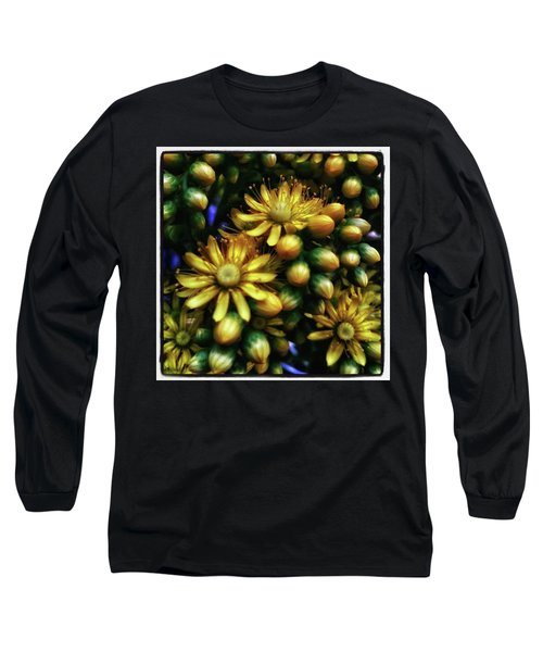 Long Sleeve T-Shirt featuring the photograph Irish Rose. Also Known As Pinwheel by Mr Photojimsf