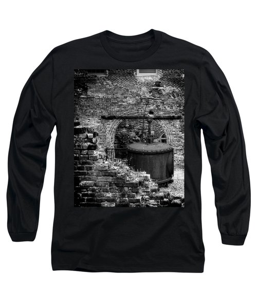 Ironworks Remains Long Sleeve T-Shirt