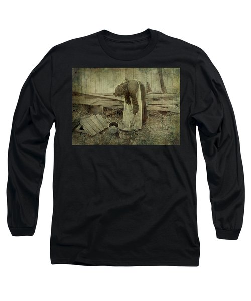 Is Never Done Long Sleeve T-Shirt