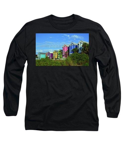 Island Ladies Long Sleeve T-Shirt