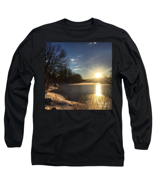 iSunset Long Sleeve T-Shirt
