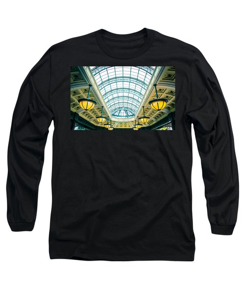 Italian Skylight Long Sleeve T-Shirt