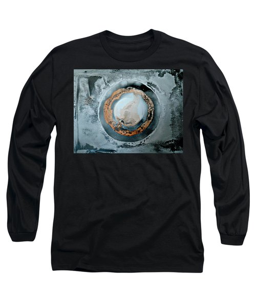 Italics Long Sleeve T-Shirt