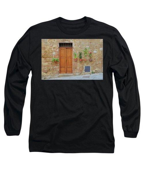 Italy - Door Twenty Long Sleeve T-Shirt