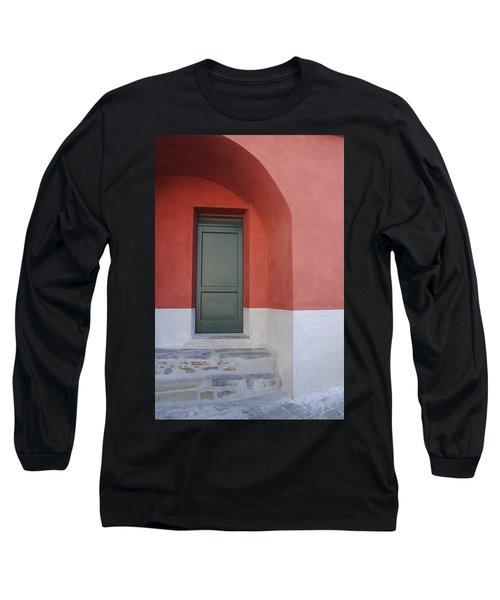 Italy - Door Two Long Sleeve T-Shirt
