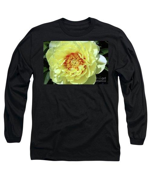 Itoch Peony  Long Sleeve T-Shirt