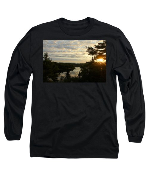 Long Sleeve T-Shirt featuring the photograph It's A Beautiful Morning by Debbie Oppermann