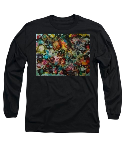 It's Complicated Long Sleeve T-Shirt by Alika Kumar