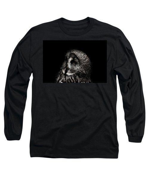 It's In The Eyes Long Sleeve T-Shirt