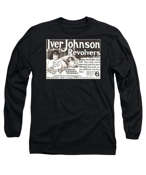 Iver Johnson Revolvers Long Sleeve T-Shirt