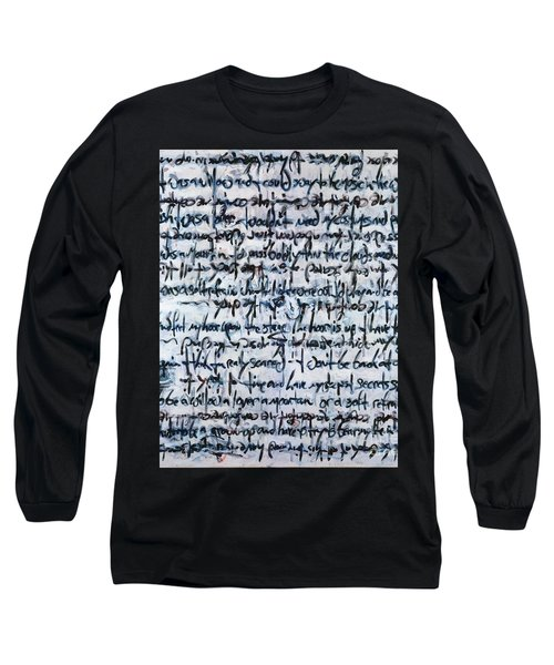 Ivory Tower Blues Long Sleeve T-Shirt