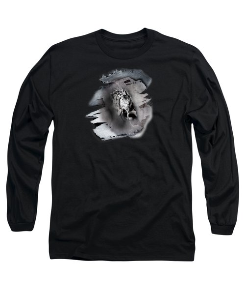 Iwanna Iguana Long Sleeve T-Shirt by Susan Capuano