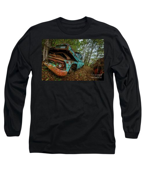Jacked Up Gmc Long Sleeve T-Shirt
