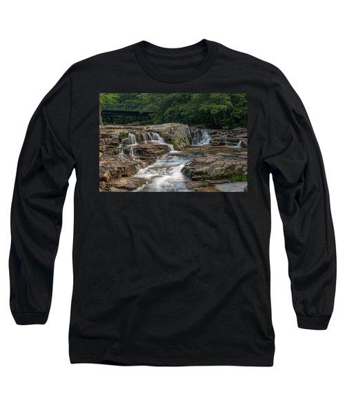 Jackson Falls Long Sleeve T-Shirt