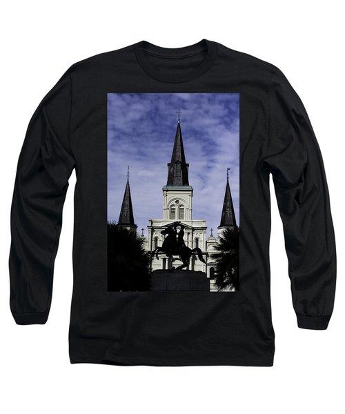 Jackson Square - Color Long Sleeve T-Shirt