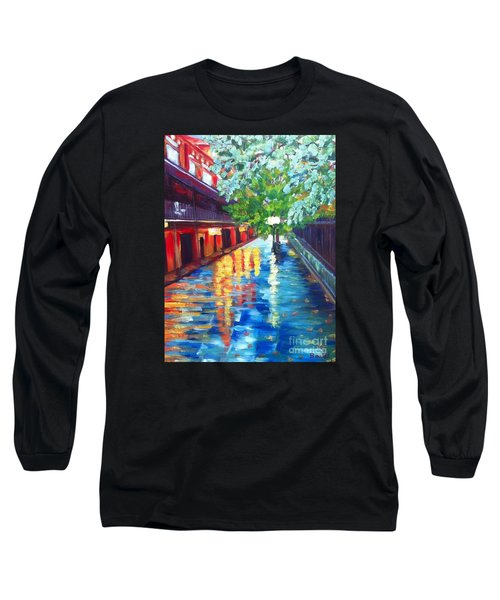 Jackson Square Reflections Long Sleeve T-Shirt