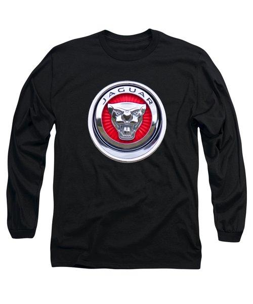 Jaguar Emblem Long Sleeve T-Shirt